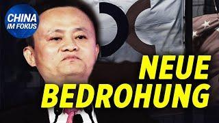 Vorgehen chinesischer Milliardäre bedroht Millionen | Mann für Benutzung von Wikipedia verhaftet