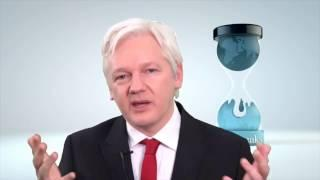 Julian Assange Press Conference On The CIA Vault 7 Release | March 9th, 2017