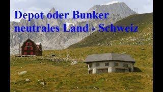 MRTV: neutrales Land im weltweiten Kriegszustand - Bunkerland Schweiz