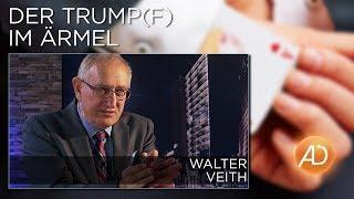 Walter Veith, Der Trump(f) im Ärmel