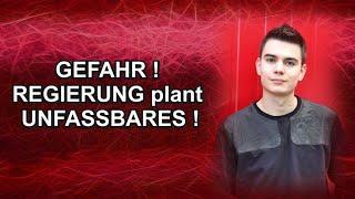 GEFAHR! REGIERUNG plant UNFASSBARES! Vorwand Corona