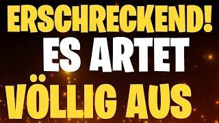 Oktober 2021 - EUROPA - ANDREAS POPP VÖLLIG FASSUNGSLOS : ES GERÄT AUßER KONTROLLE !!!