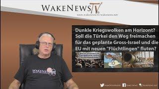 Dunkle Kriegswolken am Horizont - Wake News Radio/TV