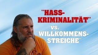 """Neues aus dem 3. Toilettenland: """"HASSKRIMINALITÄT"""" vs. """"WILLKOMMENSSTREICHE""""!"""