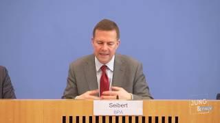 2. März 2020 - Bundespressekonferenz | RegPK - absoluter Re-GIER-ungswahnsinn