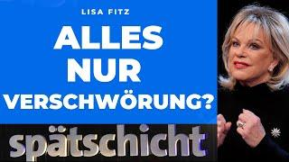 Lisa Fitz über Verschwörungstheorien | SWR Spätschicht