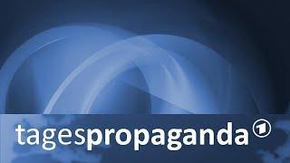 DAS IST PROPAGANDA - ARD, Tagesschau, Youtube, Facebook, Twitter