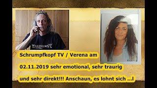 Trailer: Verena sehr emotional, sehr traurig und sehr direkt!!! Anschaun, es lohnt sich ...