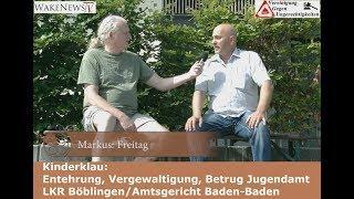 Kinderklau: Entehrung, Vergewaltigung, Betrug: Jugendamt LKR Böblingen/Amtsgericht Baden-Baden