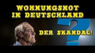Deutsche Rentner werden für Wohnungsnot mitverantwortlich gemacht