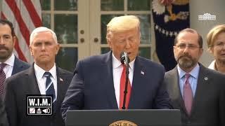 """Trump: """"I am declaring a National Emergency!"""""""