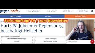Schrumpfkopf TV / zum gegen-hartz.de Newsletter ...