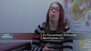 Aussteigerin berichtet vom Organhandel von abgetriebenen Embrionen, Föten, Ungeborene (englisch)  /