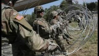 More Troops to Be Deployed to Southern US Border; Will Build 160 Miles Of Fencing