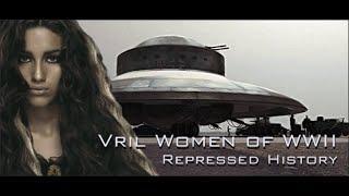 Unterdrückte Geschichte - Die Vril-Frauen - Aldebaran - 2. Weltkrieg -
