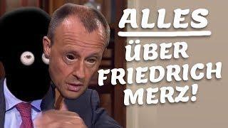 Friedrich Merz in 5 Minuten erklärt: Lobbyist, Globalist, Euro-Einführer, Finanz-Elite, Clinton-Fan