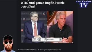 Pädophilenskandal um Bill Gates – WHO und ganze Impfindustrie betroffen