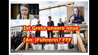 Trailer: Schrumpfkopf TV / Ist Greta unsere neue Anführerin? FFF