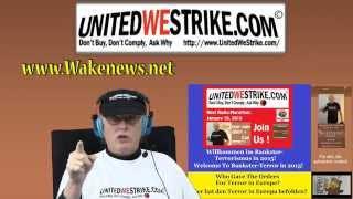 Bankster-Terror 2015 - Wer gab die Befehle? UWS Radio-Marathon 10 01 2015
