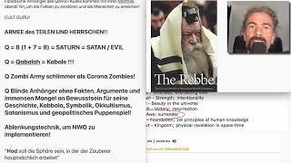Qanon, Trump -  Der Kabbalistische Apokalyptische Kult | ReUpload