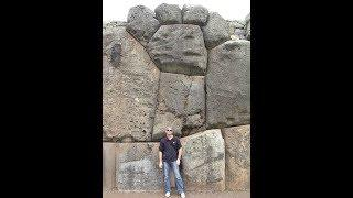 Ancient Tunnels And Megaliths At Saqsaywaman Above Cusco Peru