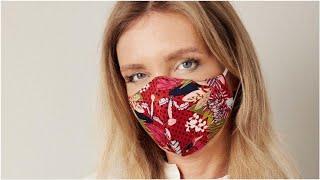 Jette Joop gestaltet Masken für Kinder