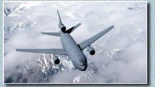 PILOT filmt KC-10 JET, welcher Chemikalien versprüht CHEMTRAILS !! -HD-
