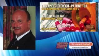 Dr. Leonard Coldwell klärt auf  über die Pharmamafia