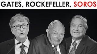 Coronakrise und schockierendes Rockefeller-Papier! Elite
