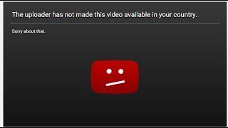 Zensur umgehen, wenn Video in deinem Land geblockt wurden