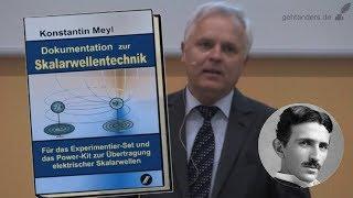Skalarwellen verstehen - Prof. Konstantin Meyl erklärt