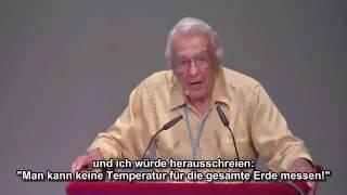 Physik Nobelpreisträger über Klimawandel (deutsche Untertitel)
