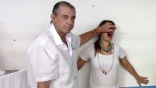 """Das soll John of God"" sein ? Der brasilianische Geistheiler João de Deus"