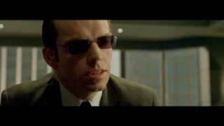 Matrix - Denkt die Machtelite wie Agent Smith ? Und ist der Mensch ein Parasit ?