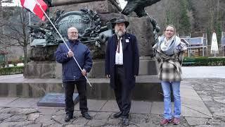 AT: Günther, komm am 20.03. zur Demo! Einladung vom Bergisel. Alexander Ehrlich #honkforhope