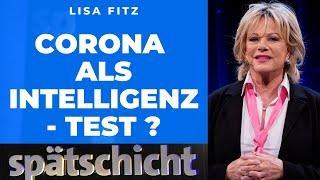 Lisa Fitz: Ist Corona ein Intelligenz-Test?