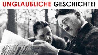 Warum wird uns das verheimlicht? Hitler, Truman Smith (US-Militärattaché), Ernst Hanfstaengl