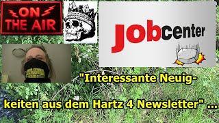 """""""Interessante Neuigkeiten aus dem Hartz 4 Newsletter!!!""""..."""