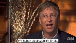 Ups...Bill Gates in seiner Impf-Propaganda...und dann das!