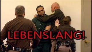 Teil 1 - Heftige Reaktionen auf LEBENSLANGE Haftstrafe! | Part 1