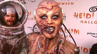 Heidi Klum's Halloween Costume 2019