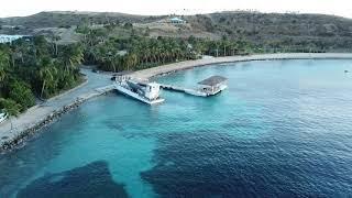 Epstein's Pedophile Island, Little St. James USVI Drone 2019 2