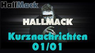 HallMack Kurznachrichten 01/01