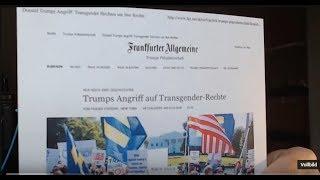 AAlexander Wagandt über die Transgenderagenda