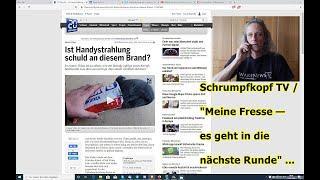 "Trailer: Schrumpfkopf TV / ""Smartphone fackelt Stahlwatte — 2-te Response"" ..."