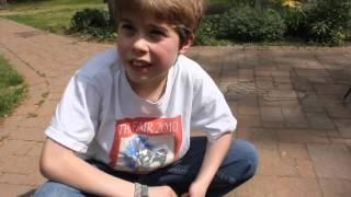 9-Jähriger über den Sinn des Lebens
