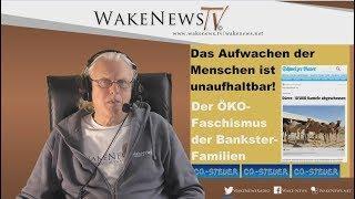 Das Aufwachen der Menschen ist unaufhaltbar! - Wake News Radio/TV 20200109