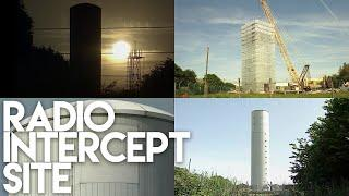 A Top Secret Government Radio Interception Tower