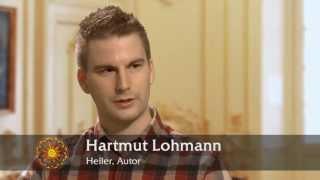 Hartmut Lohmann - die Aura sehen