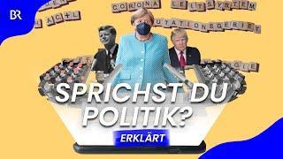 Warum Politiker*innen so komisch sprechen: Die Macht der Sprache | erklärt von beta stories | BR